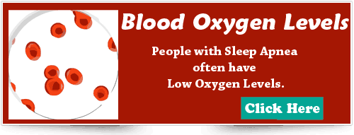 Sleep Apnea Oxygen Levels