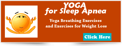 Yoga for Sleep Apnea