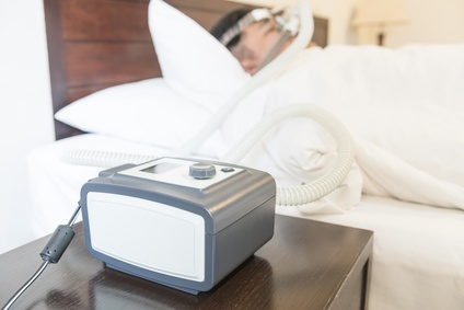 cpap breathing machine side effects