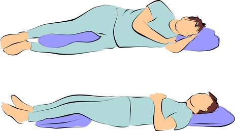 Sleeping Position Cause of Sleep Apnea