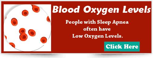 Sleep Apnea Oxygen Levels
