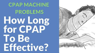 How Long To Feel Results From CPAP?